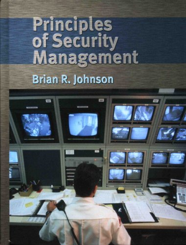9780130284389: Principles of Security Management