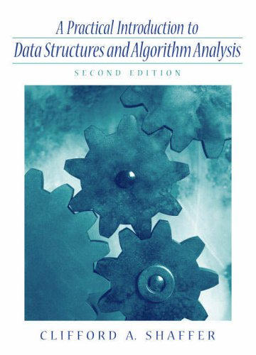 9780130284464: A Practical Introduction to Data Structures and Algorithm Analysis (C++ Edition)