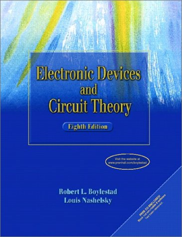 9780130284839: Electronic Devices and Circuit Theory