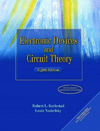 9780130284839: Electronic Devices and Circuit Theory (8th Edition)