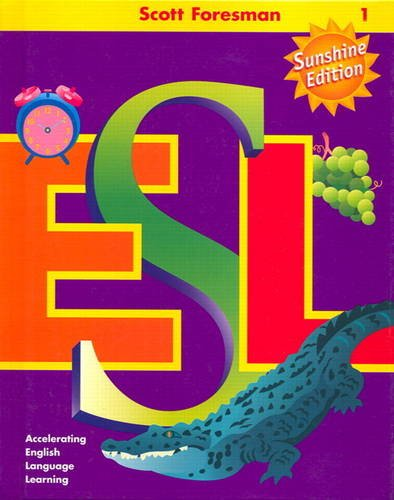 9780130285225: Scott Foresman ESL, Grade 1 Audiocassettes: Sunshine Edition Level 1