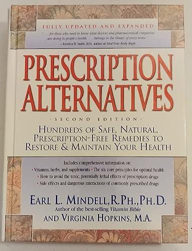 9780130285515: Prescription Alternatives