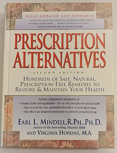 9780130285515: Prescription Alternatives