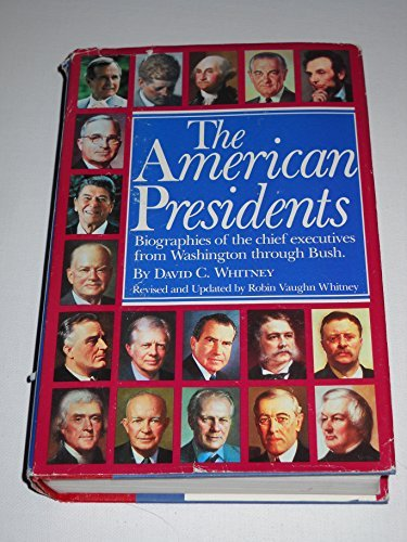 9780130285980: American Presidents: Biographies of the Chief Executives from Washington through Bush