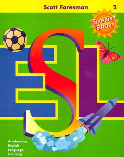 9780130286277: SCOTT FORESMAN ESL SUNSHINE EDITION LET'S TALK CARDS GRADE 2 ï¿Â1/22001