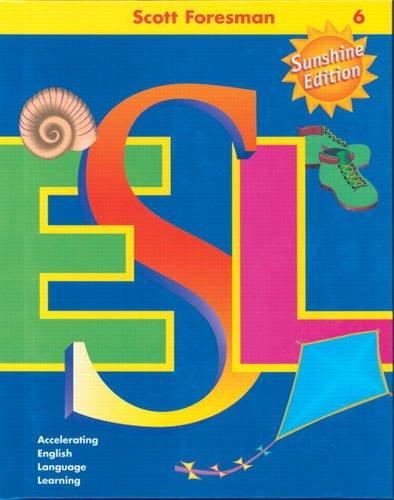 9780130286345: Scott Foresman ESL Student Book, Grade 6