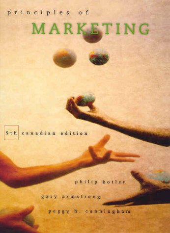 9780130286413: Principles of Marketing, Canadian Edition