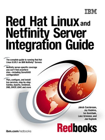 9780130286741: Red Hat Linux and Netfinity Server Integration Guide