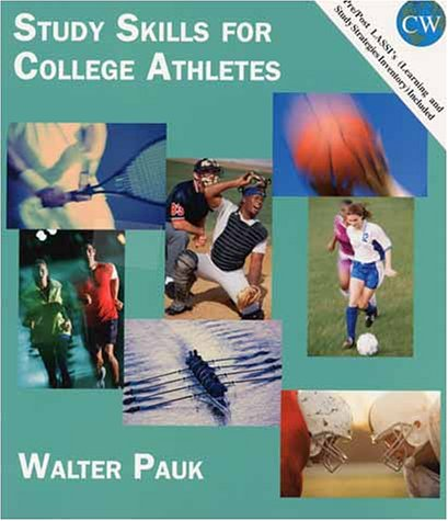 9780130287151: Study Skills for College Athletes