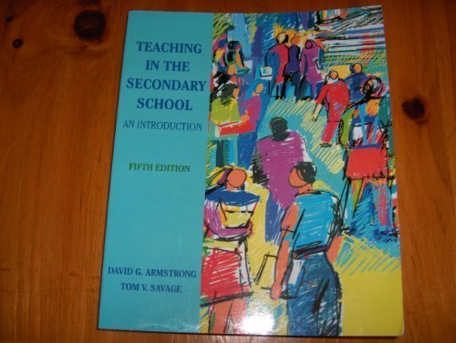 9780130287663: Teaching in the Secondary School: An Introduction (5th Edition)