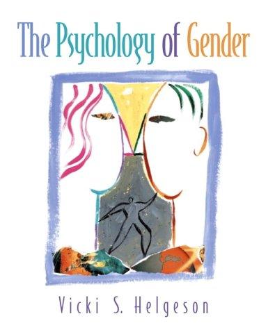 9780130287694: The Psychology of Gender
