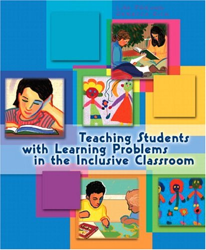 9780130287724: Teaching Students with Learning Problems in the Inclusive Classroom