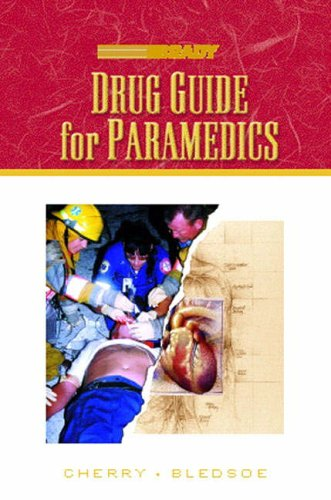 9780130287984: Drug Guide for Paramedics