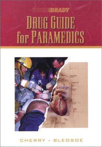 9780130287984: Drug Guide for Paramedics