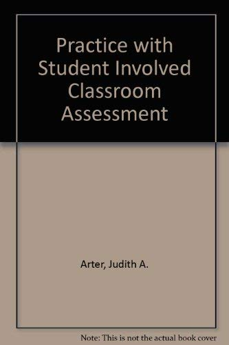 9780130288035: Practice with Student Involved Classroom Assessment