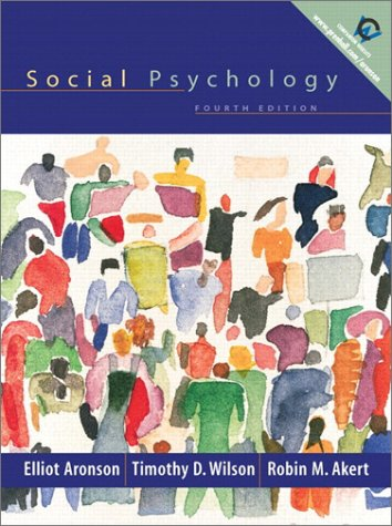 9780130288646: Social Psychology (4th Edition)