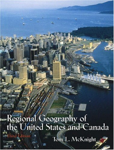 9780130288653: Regional Geography of the United States and Canada (3rd Edition)