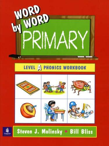 9780130289193: Word by Word Primary Phonics Picture Dictionary, Paperback Level A Workbook