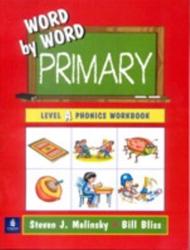 9780130289193: Word by Word Primary Phonics Picture Dict