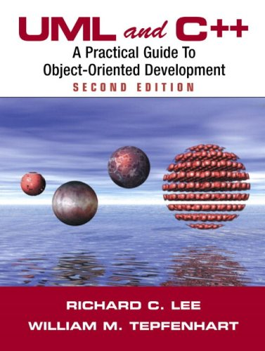 9780130290403: Uml and C++: A Practical Guide to Object-Oriented Development