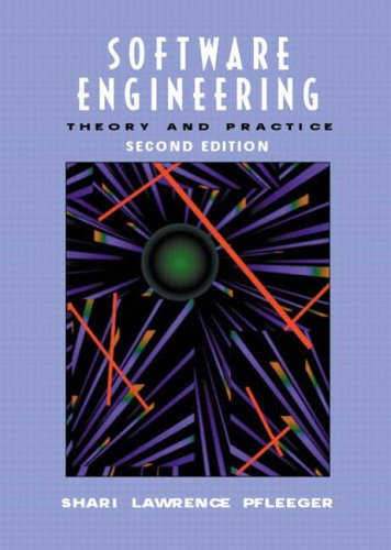 9780130290496: Software Engineering Theory and Practice