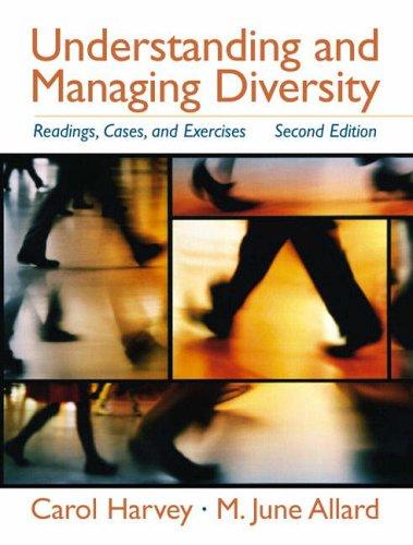 9780130292643: Understanding and Managing Diversity