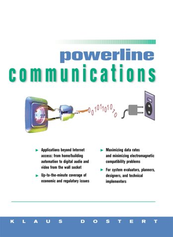 9780130293428: Powerline Communications