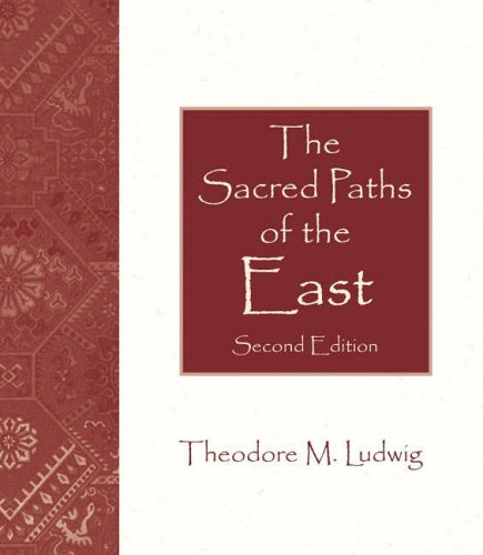 9780130293572: The Sacred Paths of the East