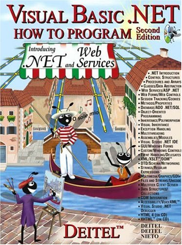 9780130293633: Visual Basic.NET How to Program, Second Edition