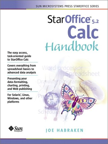 9780130293893: StarOffice 5.2 Calc Handbook