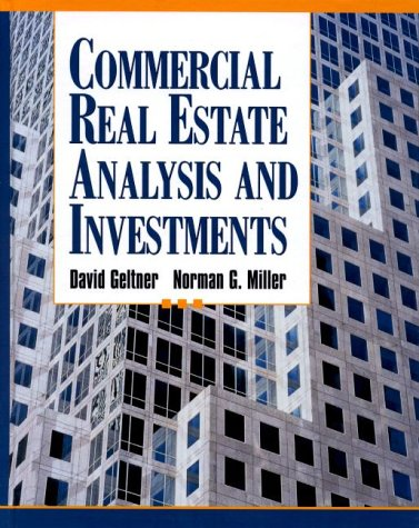 9780130300515: Commercial Real Estate Analysis and Investments