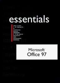 9780130300720: Microsoft Office 97 Professional Essentials