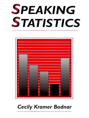 9780130301802: Speaking Statistics