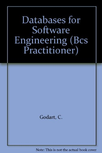 9780130302557: Databases for Software Engineering (Bcs Practitioner)