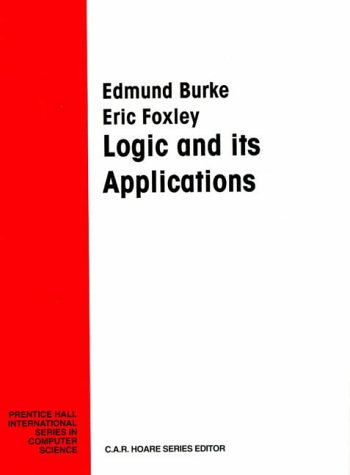 9780130302632: Logic and Its Applications