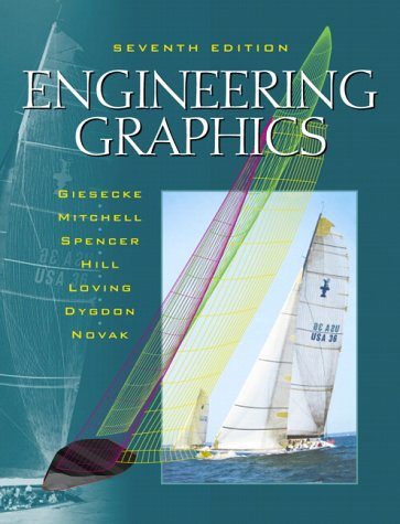 9780130303660: Engineering Graphics (7th Edition)