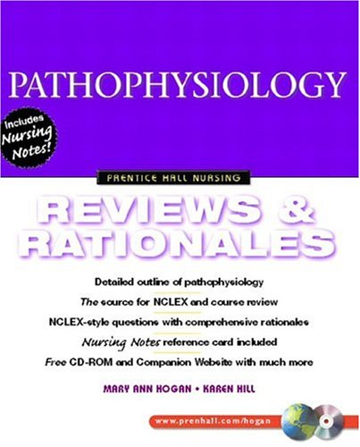 9780130304506: Pathophysiology: Reviews and Rationales (Prentice Hall Nursing Reviews & Rationales Series)