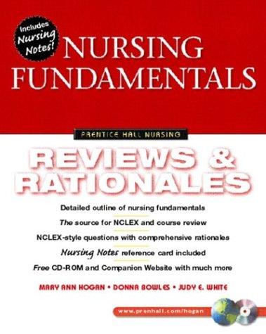 9780130304551: Nursing Fundamentals: Review & Rationales