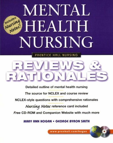 9780130304582: Mental Health Nursing: Reviews and Rationales (Prentice Hall Nursing Reviews & Rationales)