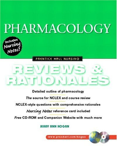 9780130304629: Pharmacology: Reviews and Rationales (Prentice-Hall Nursing Reviews & Rationales Series)
