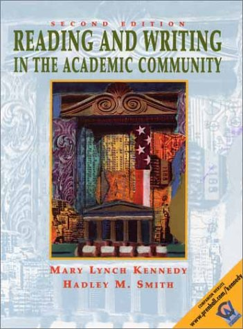 9780130304643: Reading and Writing in the Academic Community