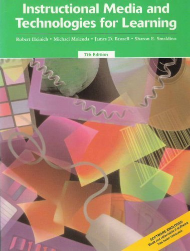 9780130305367: Instructional Media and Technologies for Learning (7th Edition)