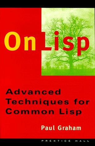 9780130305527: On Lisp: Advanced Techniques for Common Lisp