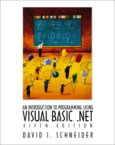 9780130306579: An Introduction to Programming with Visual Basic.Net