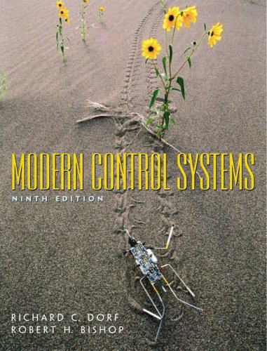 9780130306609: Modern Control Systems