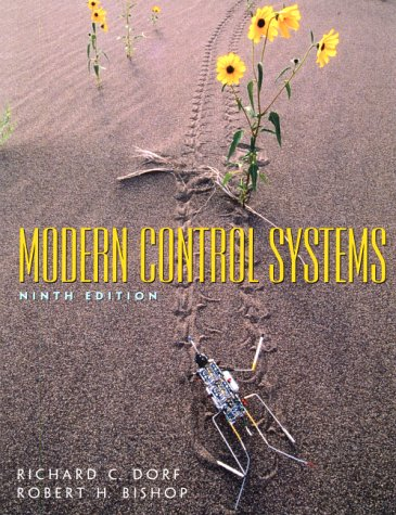 9780130306609: Modern Control Systems (9th Edition)
