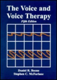 9780130306777: The Voice and Voice Therapy, 5th Edition