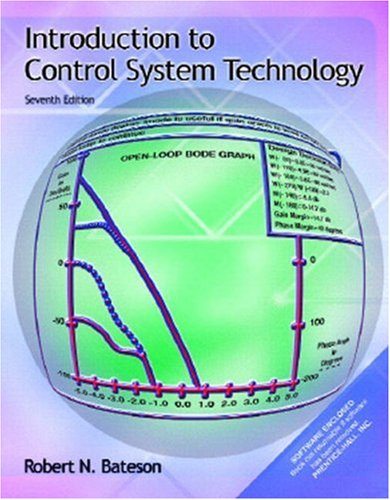 9780130306883: Introduction to Control System Technology (7th Edition)