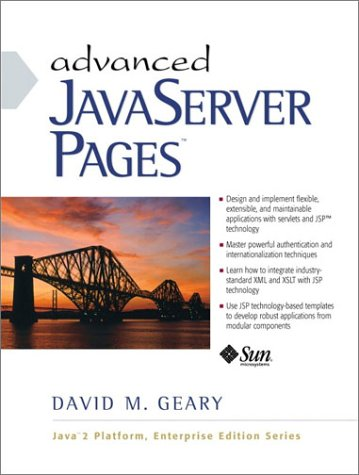 9780130307040: Advanced JavaServer Pages