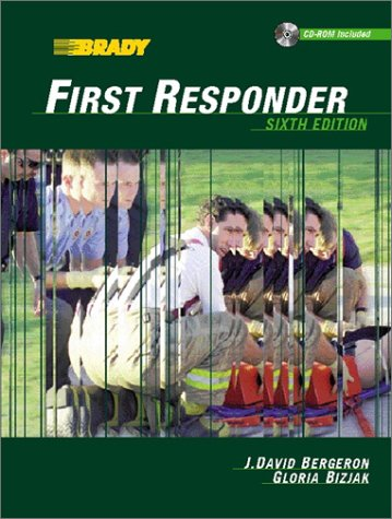 9780130307262: First Responder (6th Edition)